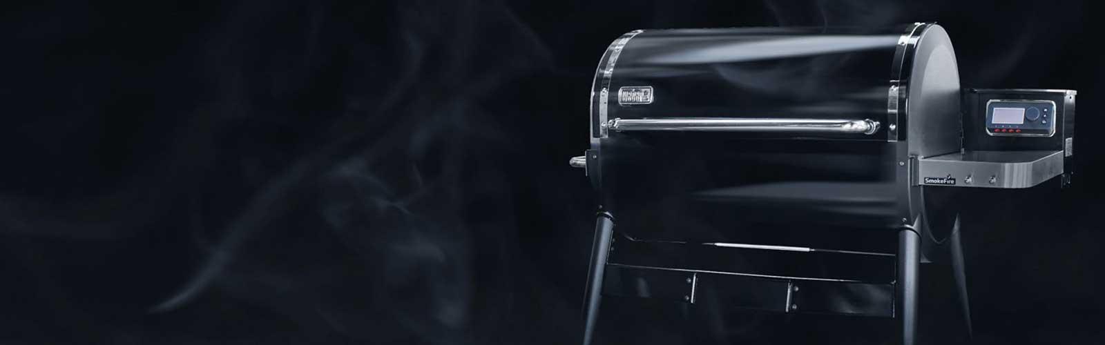 Nová řada peletových grilů Weber SmokeFire