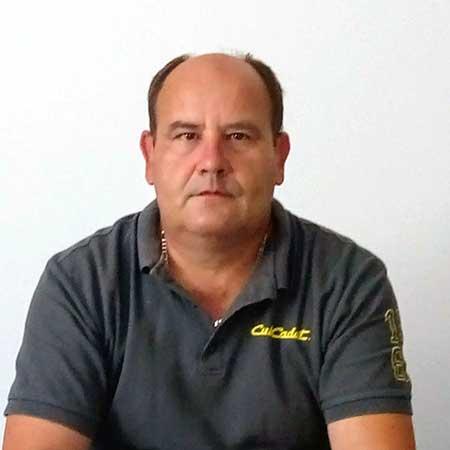 Marek Ftáčik - vedoucí prodejny Šenov u Nového Jičína