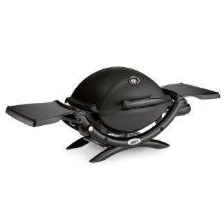 Weber® Q® 1200, black line | Nej-gril.cz