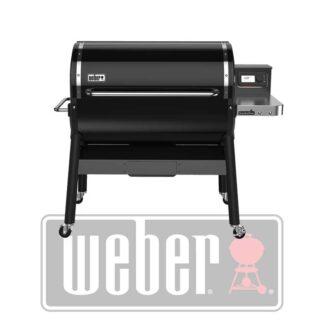 Weber peletové grily